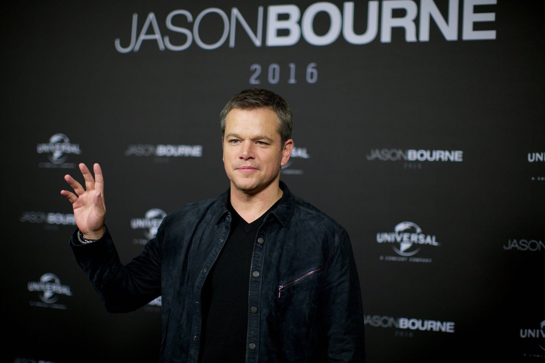Jason Bourne Berlin Photocall - July 14th, 2016 - jason-bourne-berlin-photocall-july14-2016-011 - MattDamonFan.net Pictures Gallery | Matt Damon