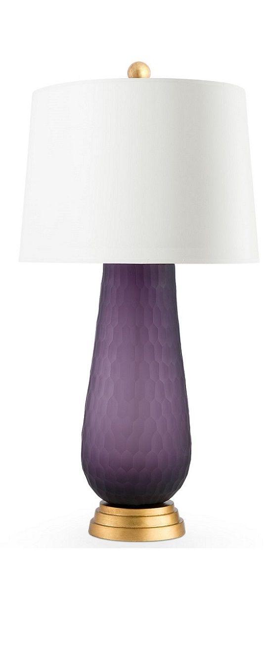 Purple Lamps For Bedroom