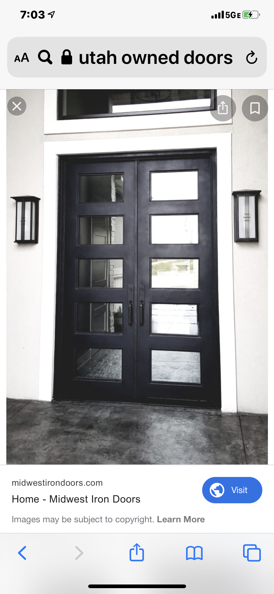 Custom Designs Midwest Iron Doors Iron Doors Wrought Iron Front Door Iron Front Door