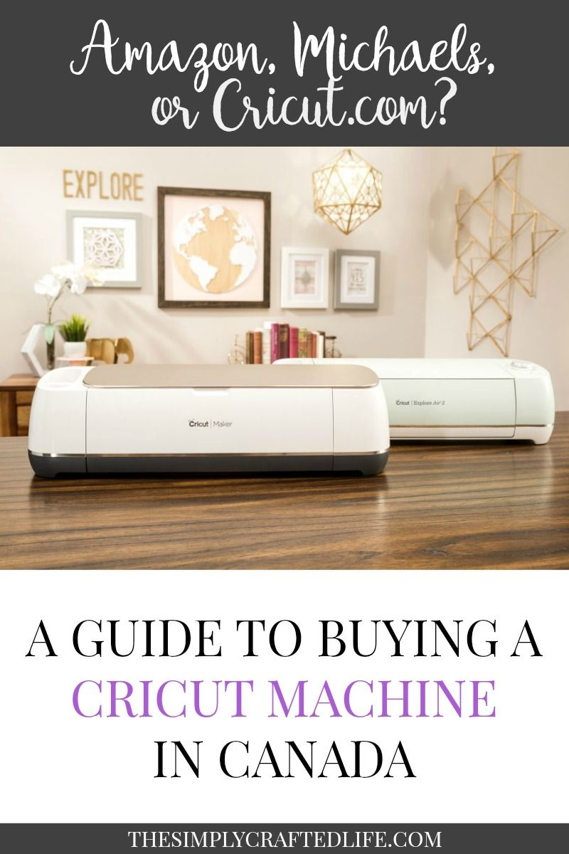 Where to buy a cricut maker in canada bloggers best diy crafts