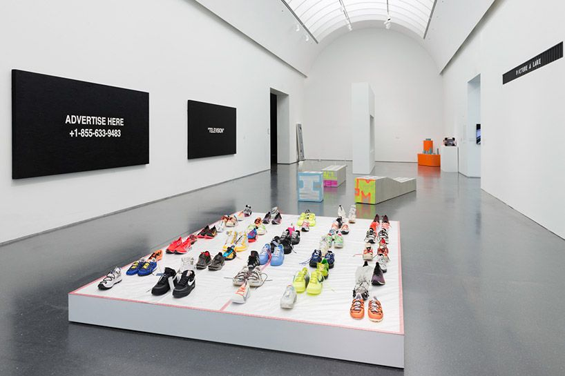 virgil abloh's figures of speech exhibition opens at MCA