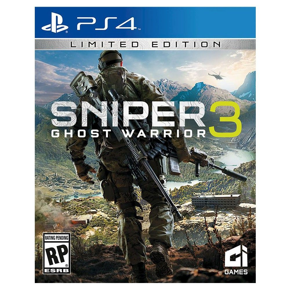 Sniper Ghost Warrior 3 Limited Edition (PlayStation 4