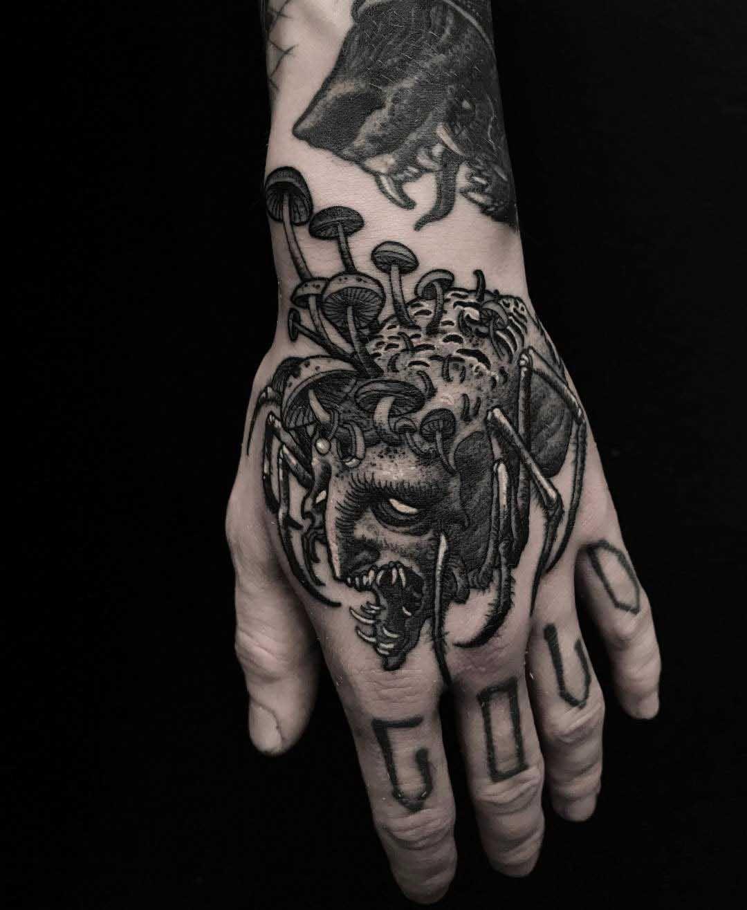 60 Krampus Tattoos For Men – Dark Companion Of Saint Nicholas Design Ideas forecast
