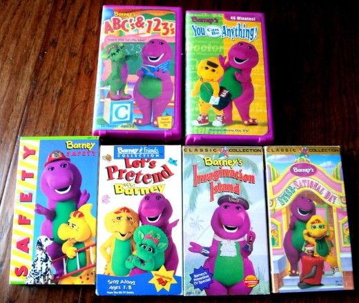 Barney And Friends A Magical Place For A Child S Imaginations To Grow Barney Barney The Dinosaurs Barney Friends