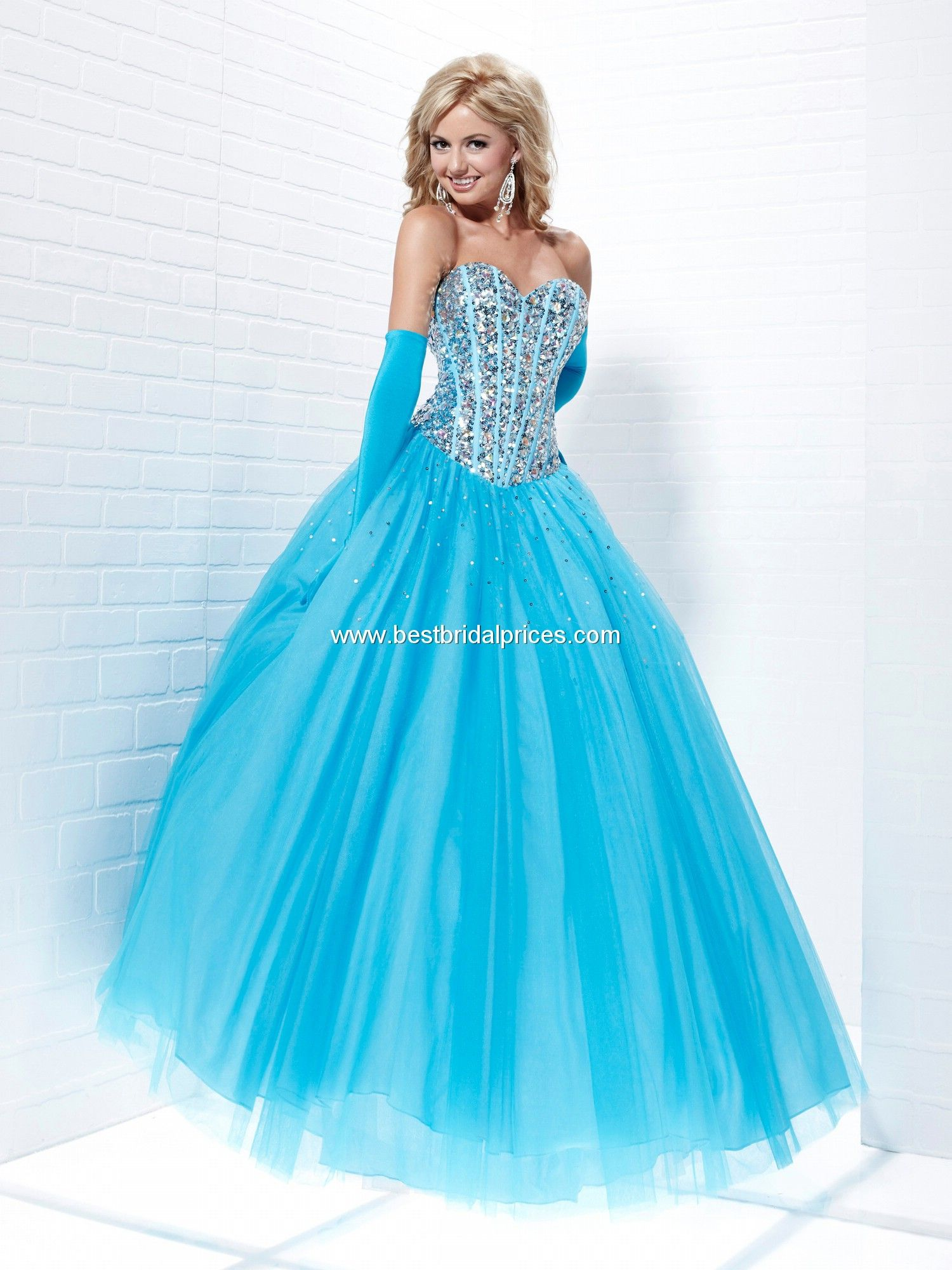 Image detail for gown sweetheart neck floorlength prom dresses