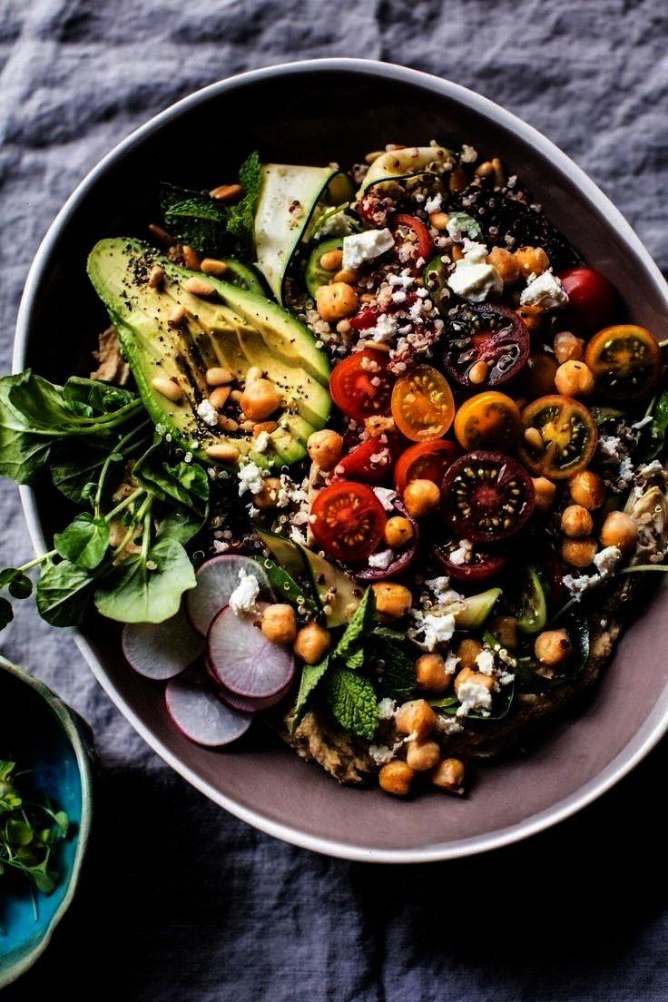 salade au quinoa celle ci nous fait particulierement envie -envie dune petite salade au quinoa cell