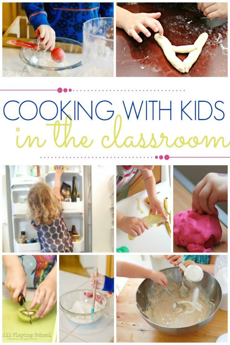 Ideas And Tips For Cooking With Preschoolers Preschool Classroom