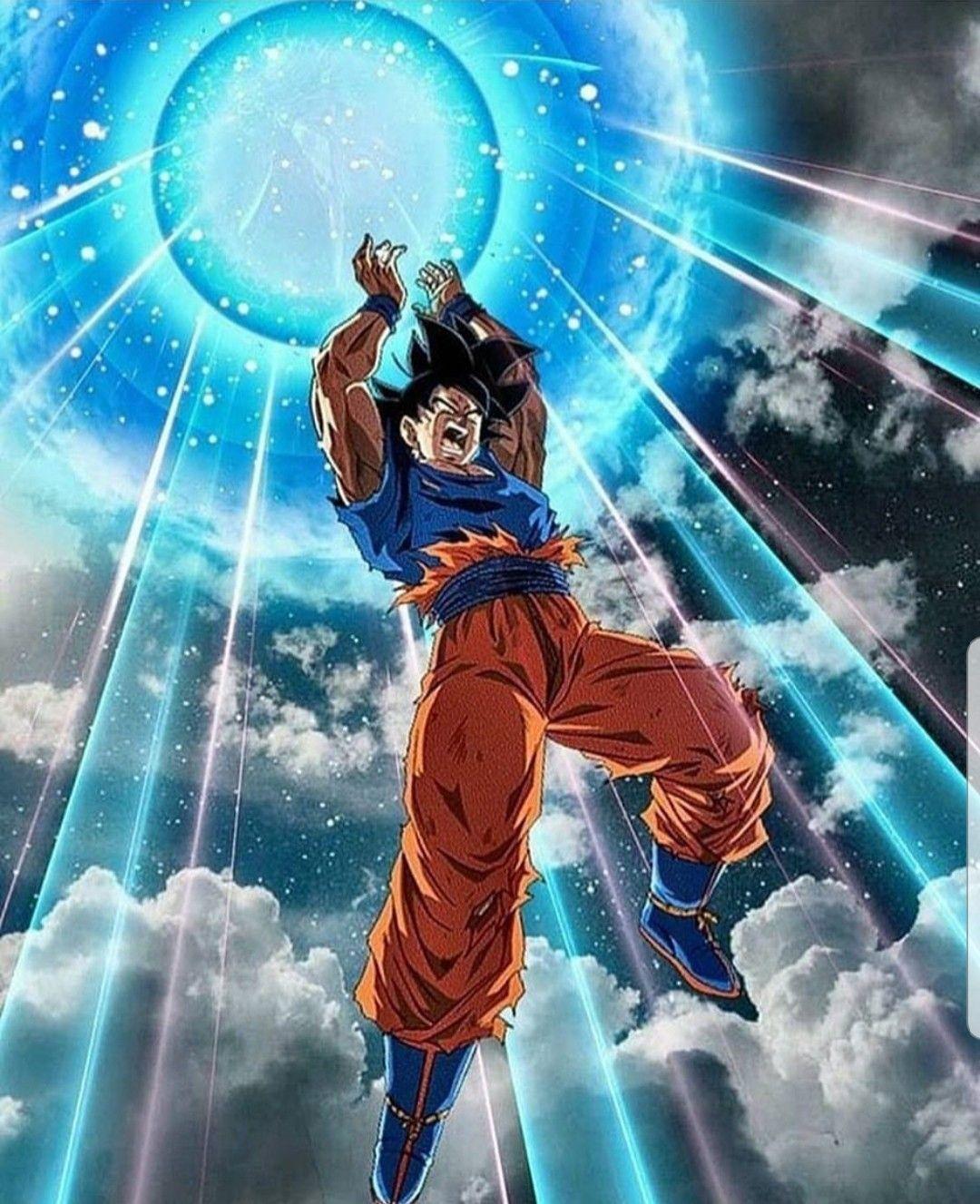 Goku S Spirit Bomb