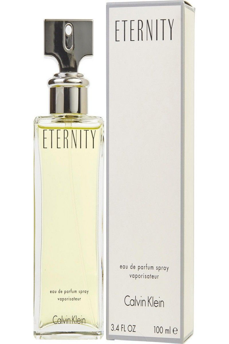 Eternity By Calvin Klein 33 34 Oz 100 Ml Edp For Women New