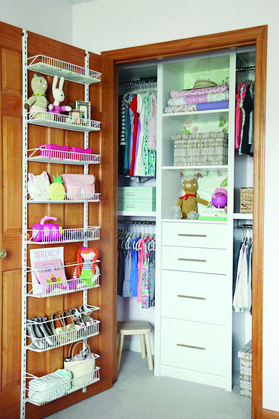 Here Are big closet top shelf long hair for your home