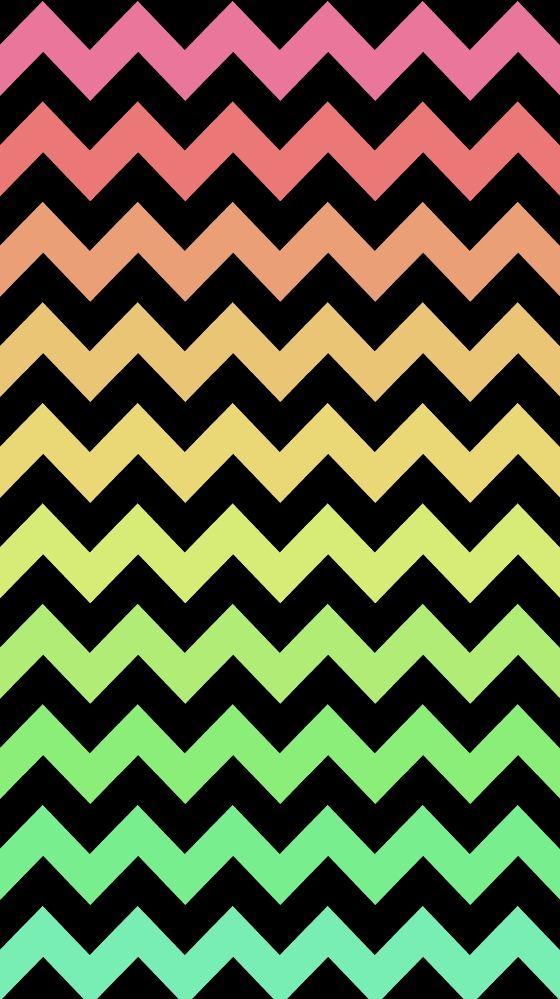 Chevron Wallpapers Chevron Wallpaper Striped Wallpaper Background Cute Wallpaper For Phone