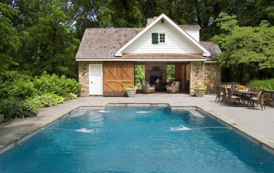 10 Images About Pools On Pinterestpool Houses Backyards And. pool houses and cabanas design pictures remodel decor and ideas