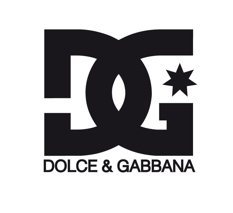pretty nice dc9d3 debed Mashup logo DC Shoes Dolce Gabbana Reworking fashion logo by ...