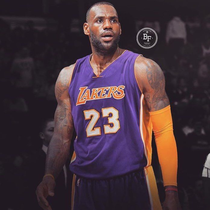 2e0c422bb Do you think LeBron James will join the Lakers next year  (Via   BasketballForever)  NBAFreeAgency  Rumors