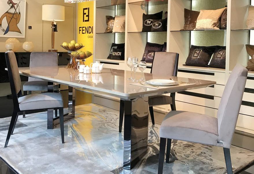 Da Vinci Lifestyle Pte Ltd Offer A Wide Gathering Of Sofas Armchairs Homefurniture And Accessories Of Every B Fendi Casa Home Furniture Luxury Furniture