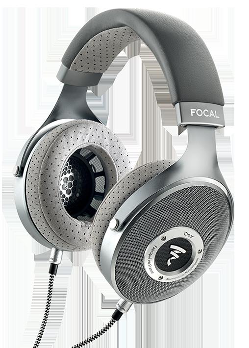Focal Clear Headphones In Ear Headphones Audiophile Headphones