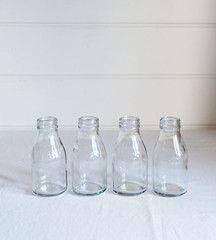 Traditional School Milk Bottles 1/3 pint