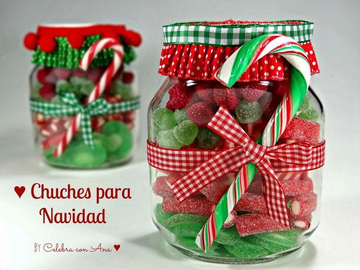 Resultado de imagen para regalos con chuches navidad - Regalos bonitos para navidad ...