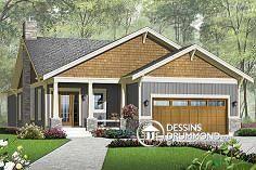 Plan de maison no. W3241-V1 de dessinsdrummond.com