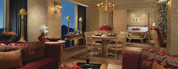 Tower Premier Suite In The Luxor In Las Vegas Most Incredible Room Interesting Luxor One Bedroom Luxury Suite Ideas Design