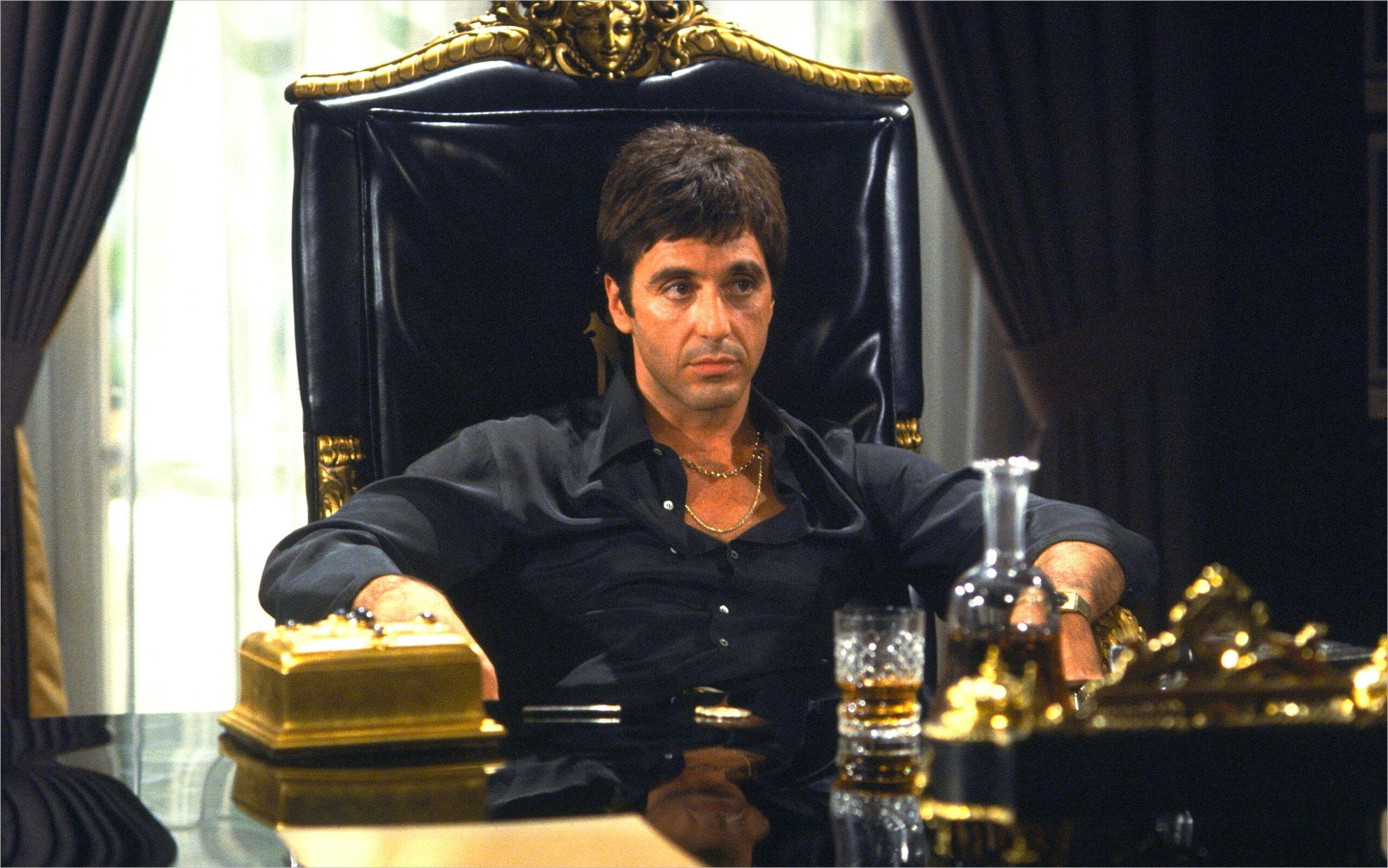 Al Pacino 4k Wallpaper in 2020 Scarface movie, Tony