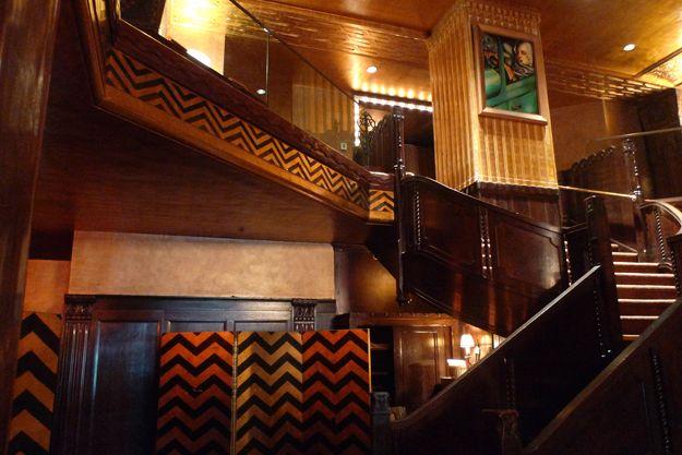 Vintage Venue Cicada At The Oviatt Building Deco Staircase Art Deco Room Art Deco Art Deco Interior