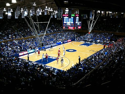 Cameron Indoor Favorite Places Places College Basketball