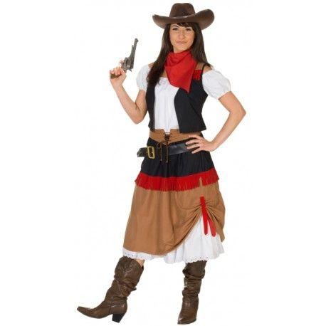 déguisement cowgirl femme | déguisements, deguisement femme et