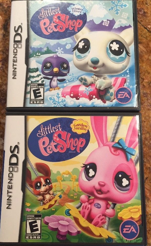 cool ds games