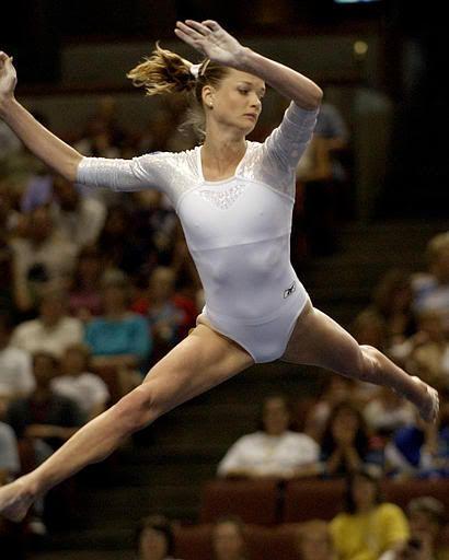 Gymnast Panties Pictures Photos