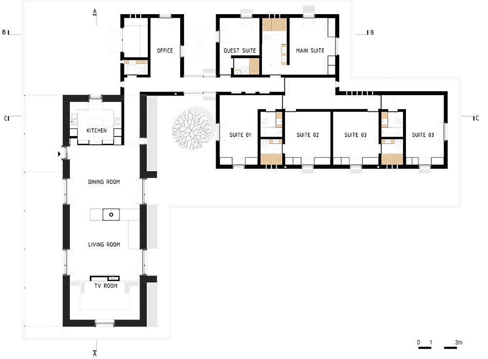 V Shaped House Plans Gebrichmond House Plans Australia L Shaped House Plans House Plans