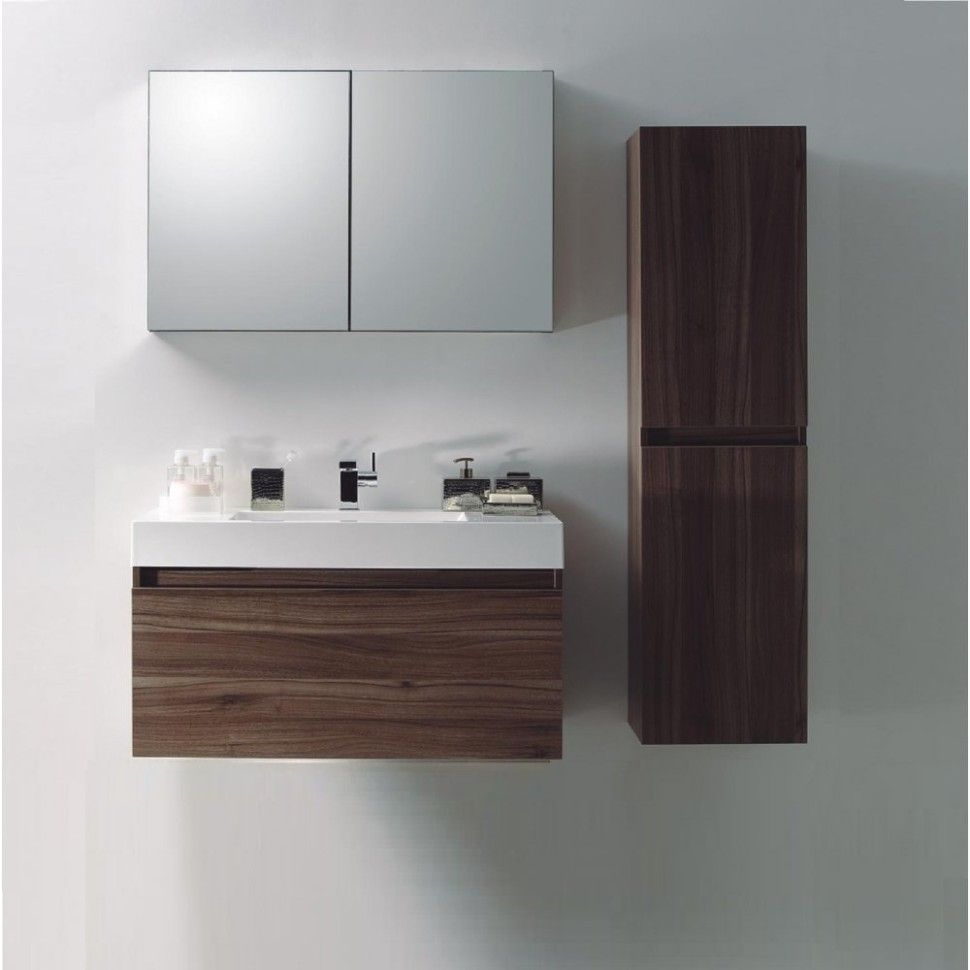 Fabulous Splendid Bagno Designer Italian Bathroom Vanity Furnitre Unit Sink Walnut Modern Faucet Modern Bathroom Vanity Bathroom Vanity Designs Modern Bathroom