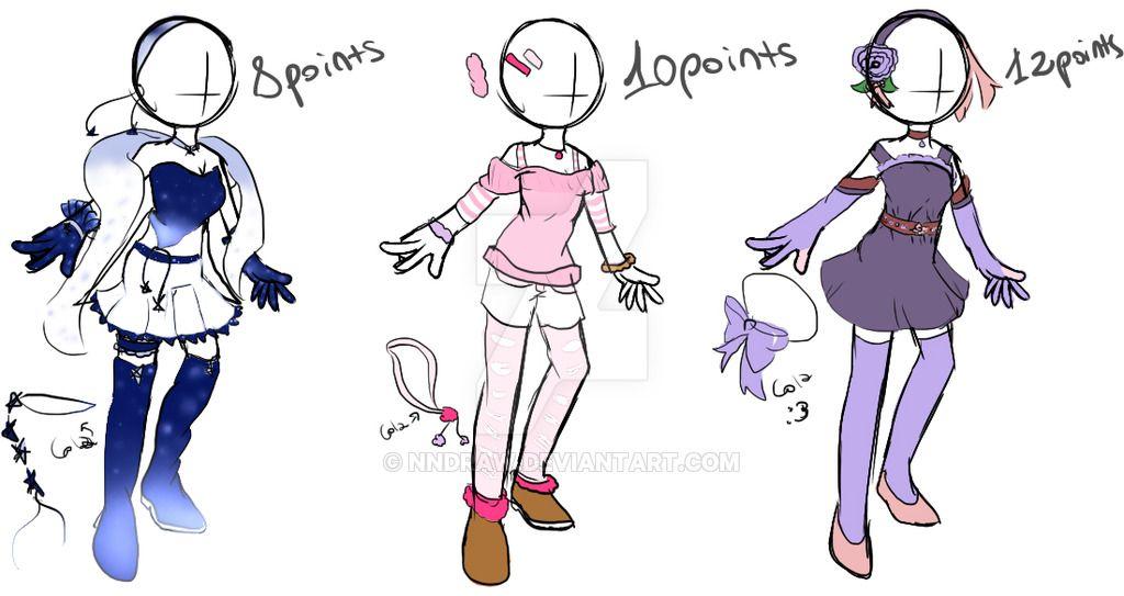Resultado De Imagen Para Ropa Anime