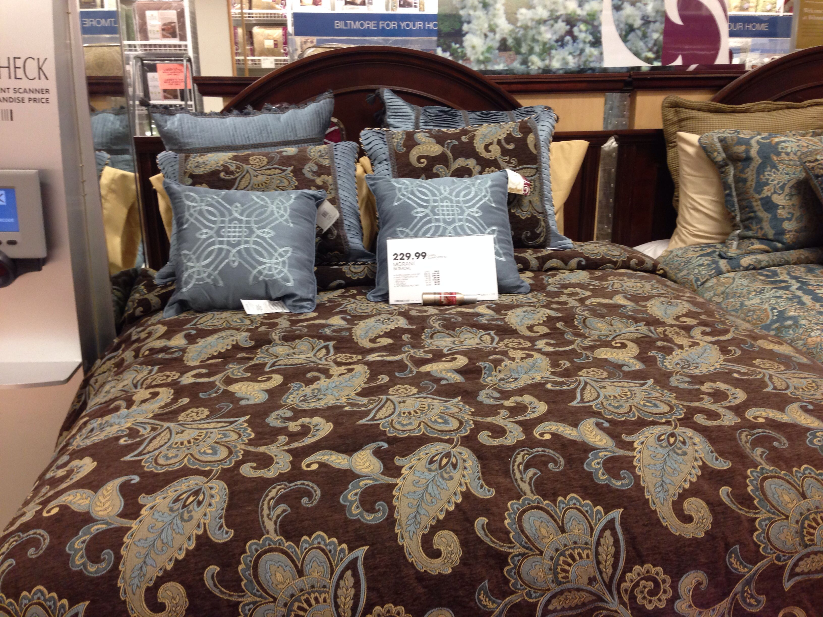 biltmore bedding at belk | wish list | pinterest | master bedroom