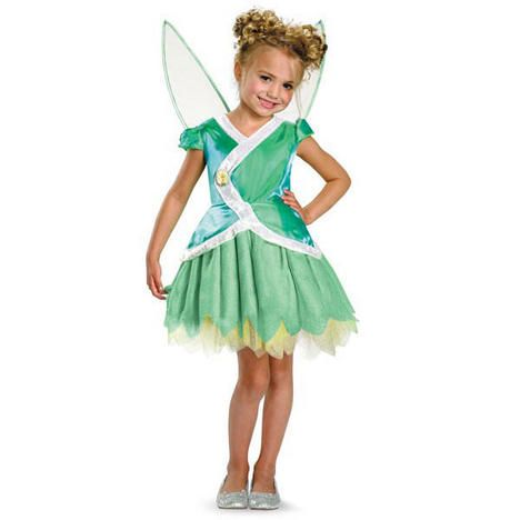 Secret of the Wings Tinkerbell Costume
