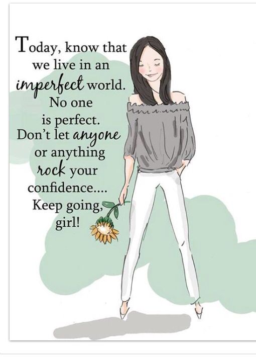 Don T Let Anyone Rock Your Confidence Heather Stillufsen Quotes Woman Quotes Positive Quotes For Women