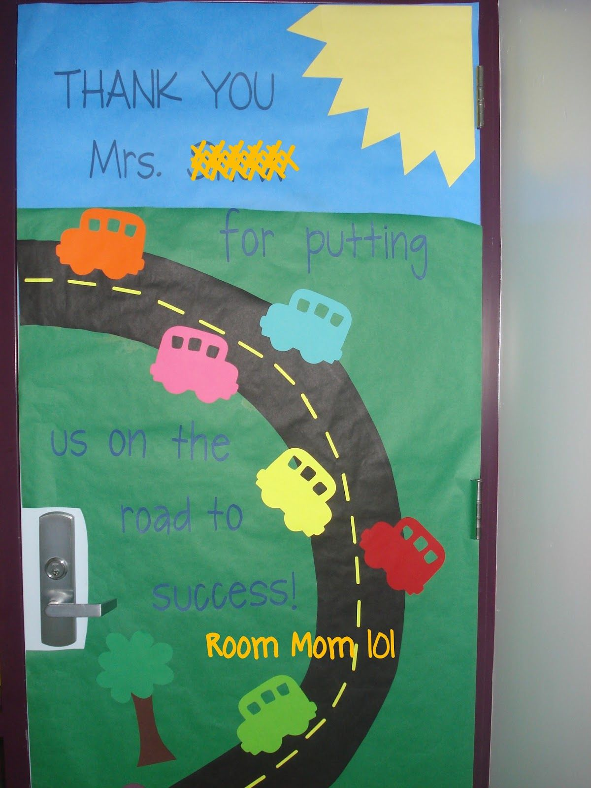Classroom Decoration Ideas For Back To School : Back to school classroom door decorations