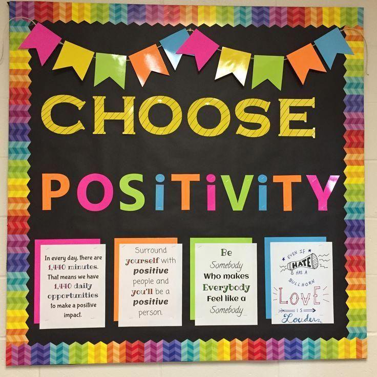 Creative Hallwayideas: Spectacular Classroom Motivational Board Decor Ideas For
