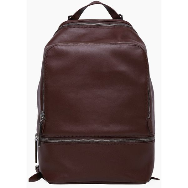 3.1 Phillip Lim 31 Hour Zip-Around Backpack (28 395 UAH) ❤ liked on ... 77d4080514dfb