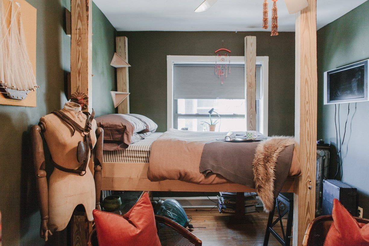 Chris's Cozy Chicago Hideaway | Apartment inspiration