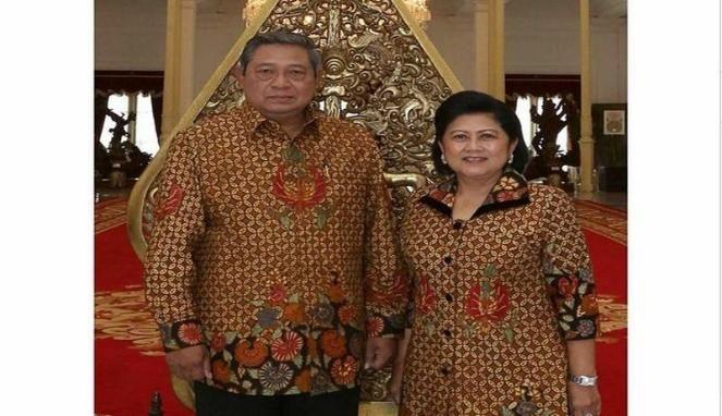 Model Baju Batik Ibu Pejabat Negara Baju Batik Model Baju Batik