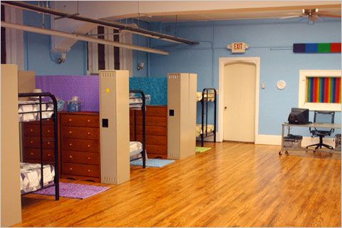 Ali Forney Center Beds supportive housing homeless shelters