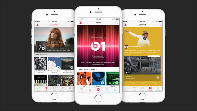 Apple Music  #WWDC15