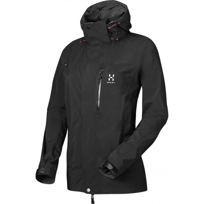 Lätt och smidig jacka som du kan använda året om. Den är vattentät, ventilerande och ger dig optimal rörelsefrihet, vilket gör den perfekt när du fjällvandrar, åker skidor och cyklar till jobbet.