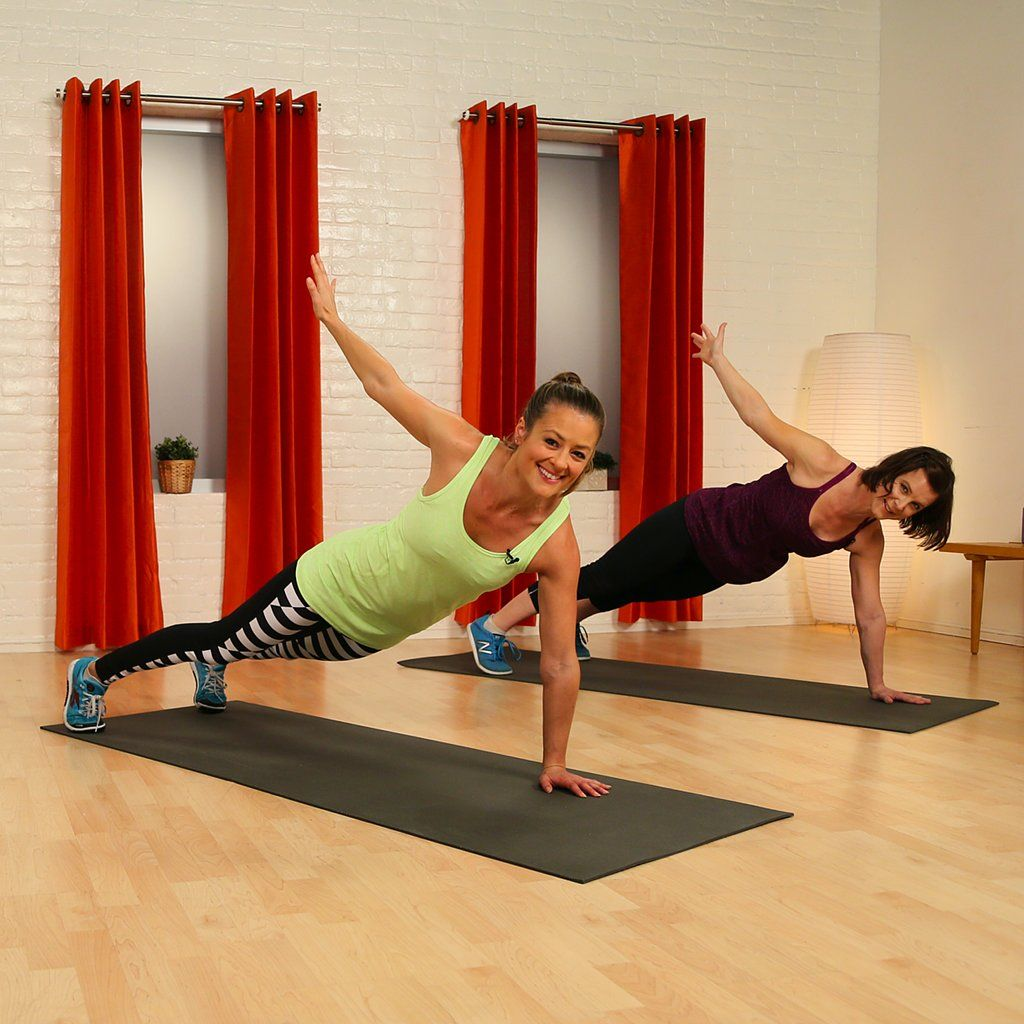 10 Minutes to Tighter Abs and a Stronger Core. Exercise VideosWorkout ...