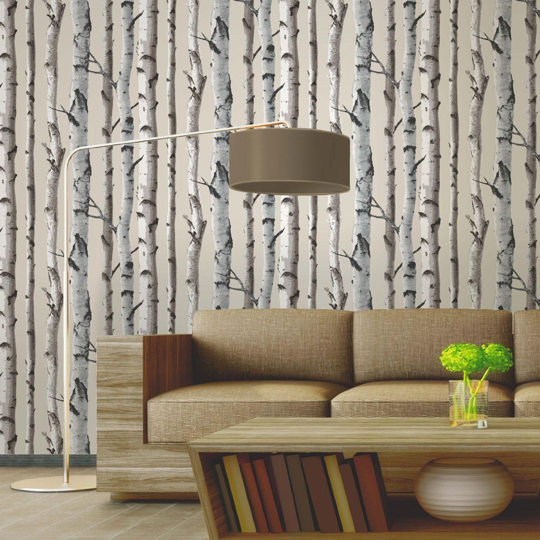 Fine Decor Papier Peint Beige Naturel/Crème FD31051