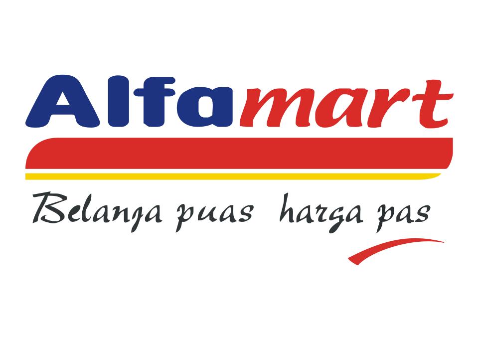 Logo Alfamart Vector Gambar, Latar belakang, Lencana