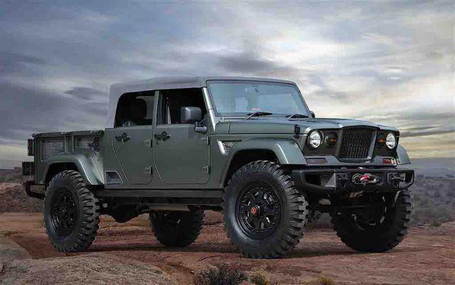 2018 Jeep Gladiator Adrenaline Capsules Pinterest Jeep Jeep