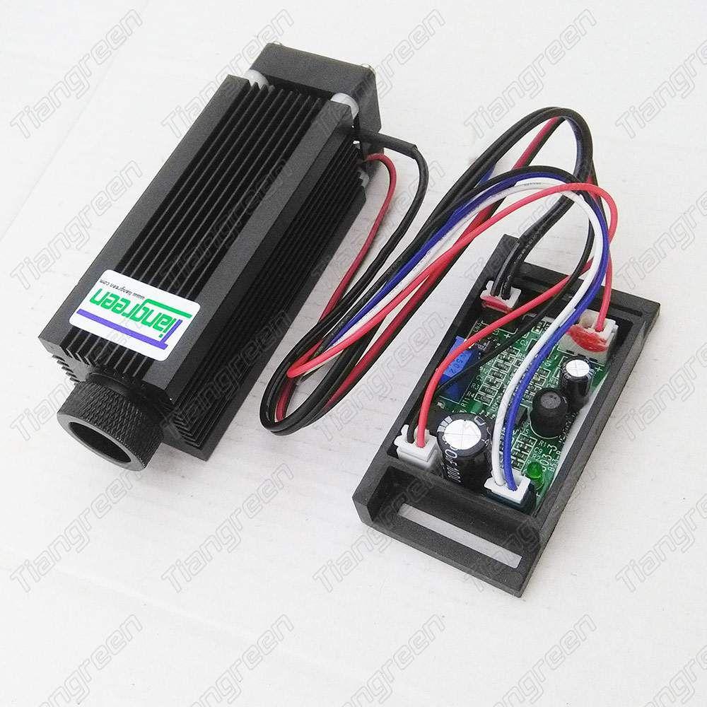 Focusing High Power Laser Diode 808nm 500mw Red Laser Module Ir