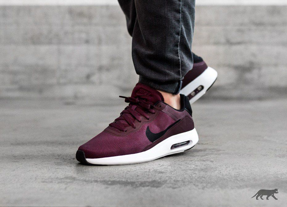 Nike Air Max Modern Essential (Night Maroon Black Gym